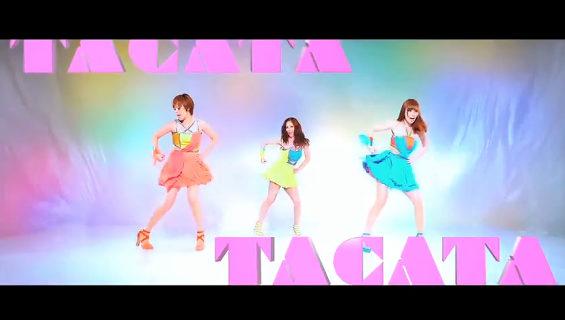 MAX / ニューシングル「Tacata'」MV