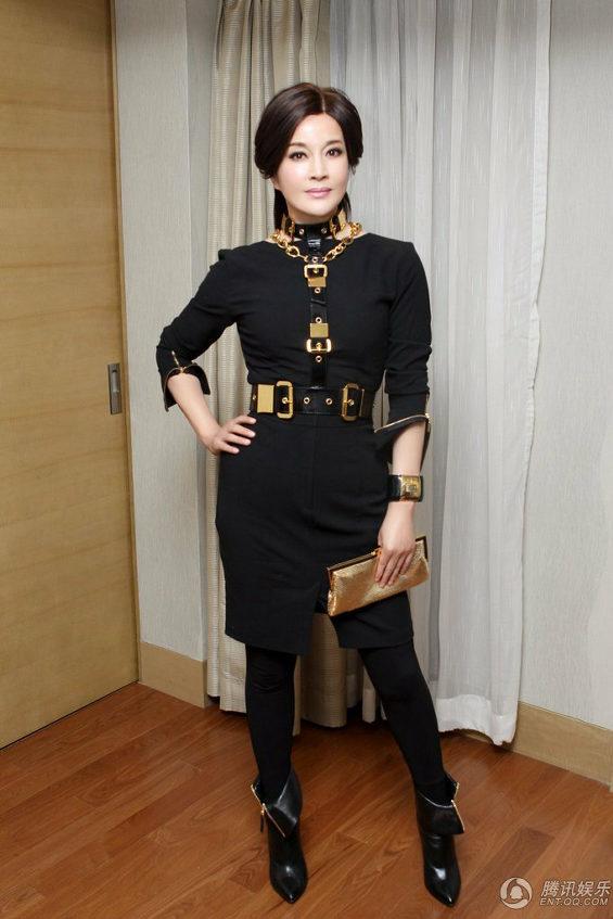 中国、61歳の美魔女!女優「リウ・シャオチン」 2