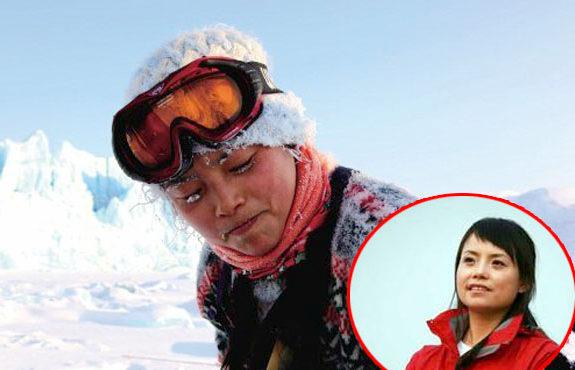 【中国】エベレスト登頂の中国人女性、王静(ワン・ジン)氏2
