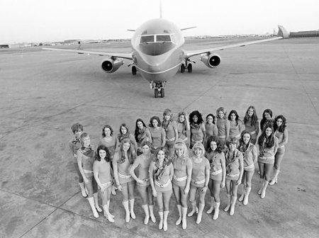 1970s Flight Attendant Southwest Airlines 5