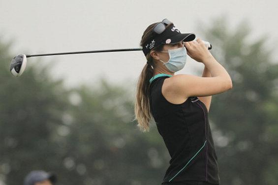 【中国】 北京、重度の大気汚染!女子ゴルフツアー参加選手はマスク着用者続出1