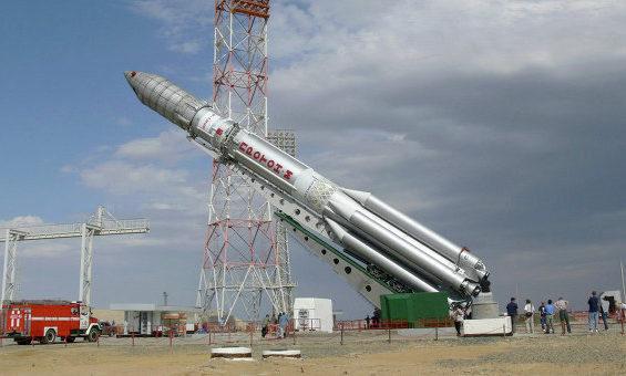 ロシア、ロケット打ち上げに失敗 1