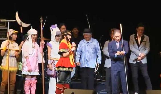 第6回したまちコメディ映画祭in台東 堺正章授賞式