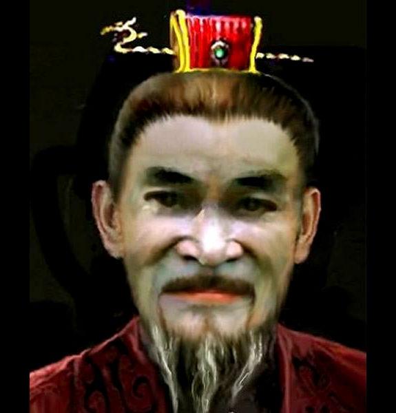 【中国】三国志の「曹操」の顔を復元