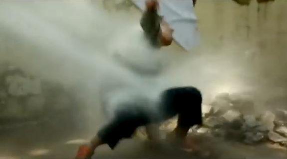 インド、「立ちション撲滅」キャンペーン!