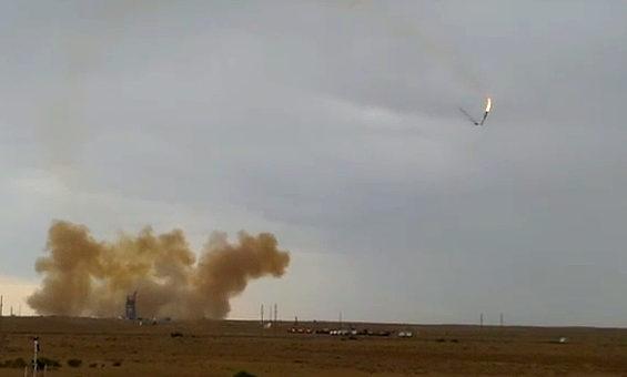 ロシア、ロケット打ち上げに失敗 2