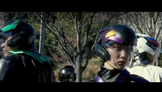 実写版「ガッチャマン」予告編 2