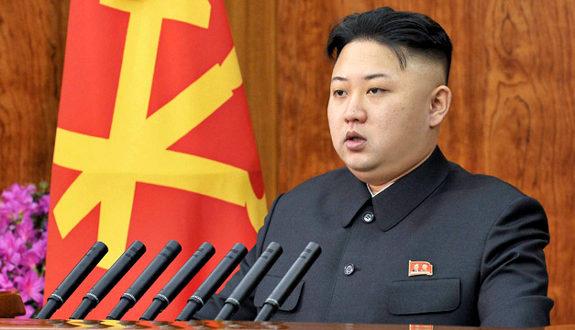 【北朝鮮】金正恩、新年の辞