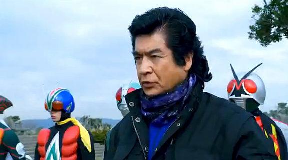 平成ライダー対昭和ライダー 仮面ライダー大戦2