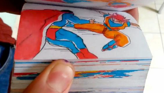 孫悟空 vs. スーパーマン