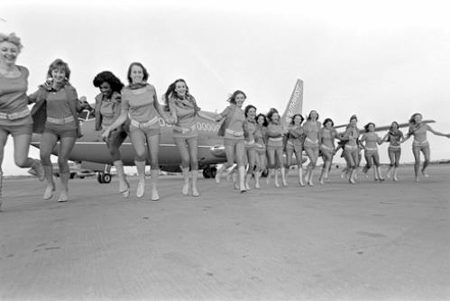 1970s Flight Attendant Southwest Airlines 4