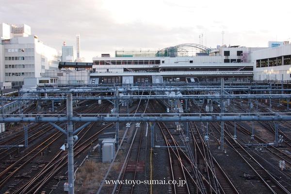 大宮駅西口 さいたまの風景 再開発