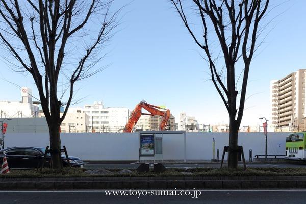 大宮駅東口 再開発
