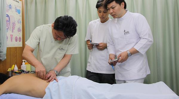 12剛鍼灸治療院:鍼灸臨床実習3