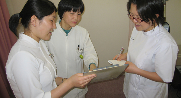 0406レディース鍼灸さいとう名古屋 鍼灸院臨床実習