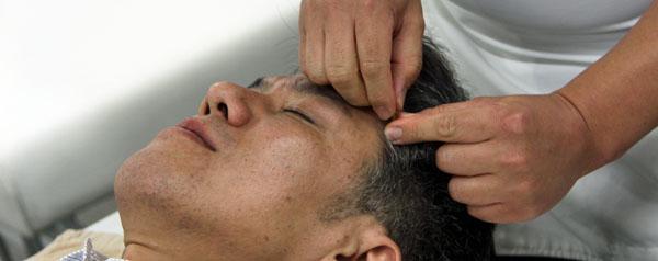 鍼灸実技試験4