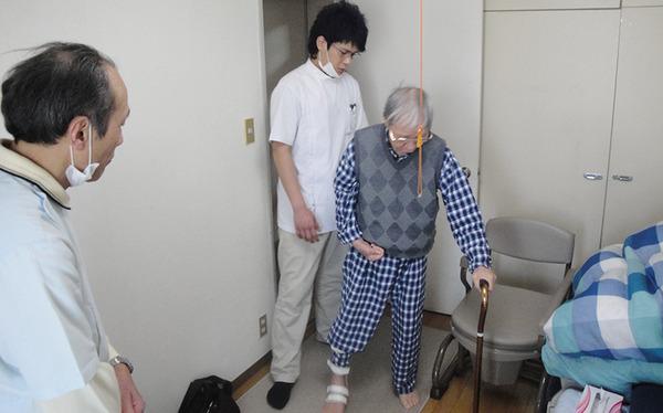 0423わんステップ臨床実習:歩行訓練