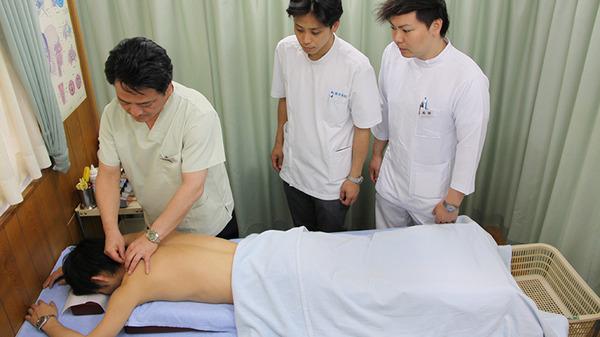 12剛鍼灸治療院:鍼灸臨床実習2