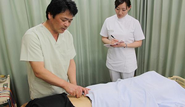 0422剛鍼灸治療院臨床実習2