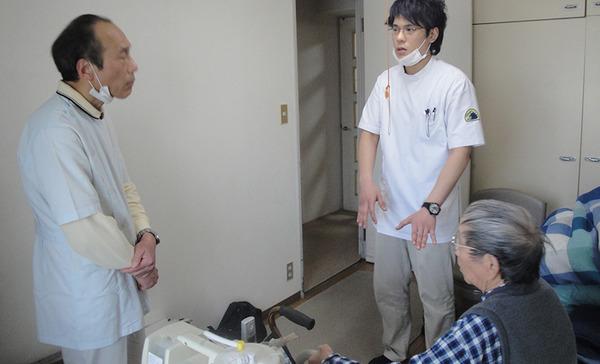 0423わんステップ臨床実習:歩行訓練2