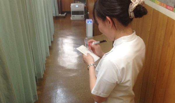 0422剛鍼灸治療院臨床実習