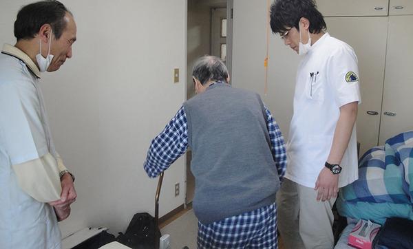 0423わんステップ臨床実習:歩行訓練3
