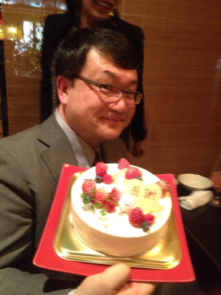 五日市さん ケーキ