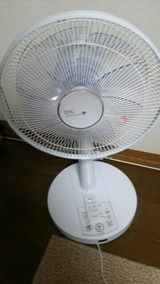 DC扇風機