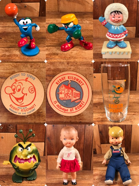 Vintage Advertising toys (1)