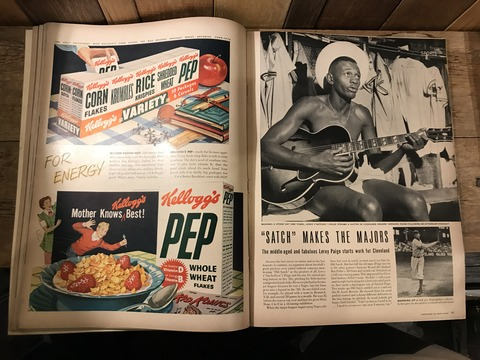 vintage 40's life magazine (58)