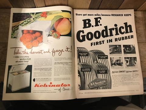vintage 40's life magazine (10)