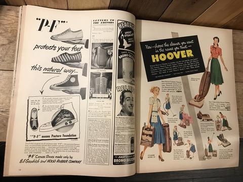 vintage 40's life magazine (324)