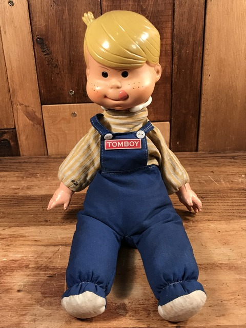 Vintage Tom Boy Bean Bag Doll (2)