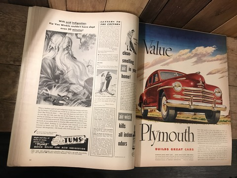 vintage 40's life magazine (141)