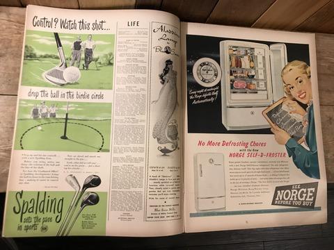 vintage 40's life magazine (242)