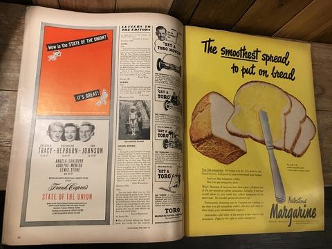 vintage 40's life magazine (261)