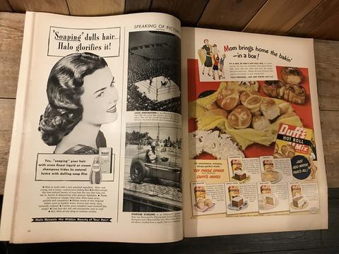 vintage 40's life magazine (342)