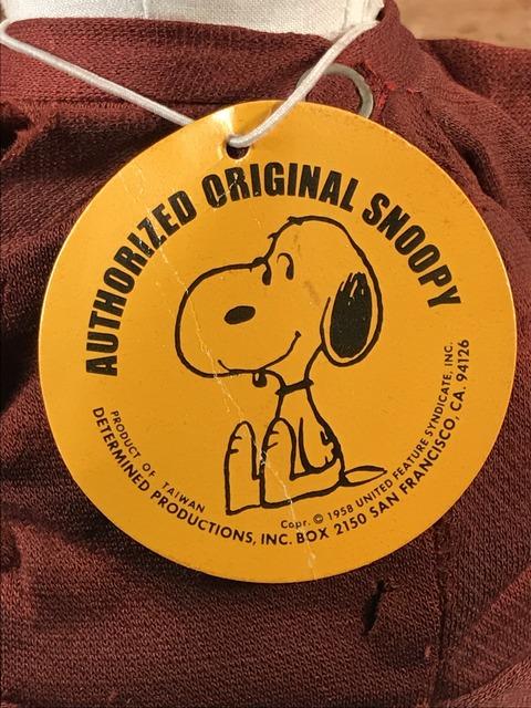Vintage Ideal Peanuts Snoopy Rag Doll (18)