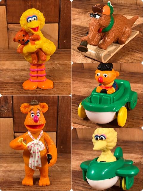 Vintage Sesame Street & Muppets Toy