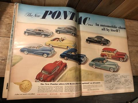 vintage 40's life magazine (209)