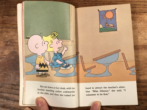 Vintage Peanuts Snoopy Picture Book (17)