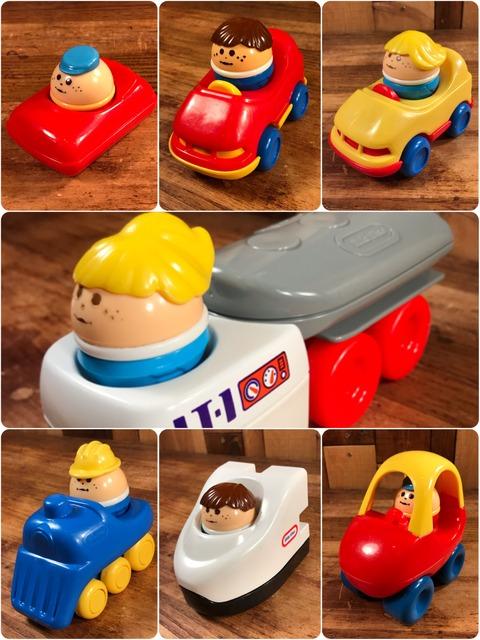 Vintage Little Tikes Toddle Tots Figure (4)