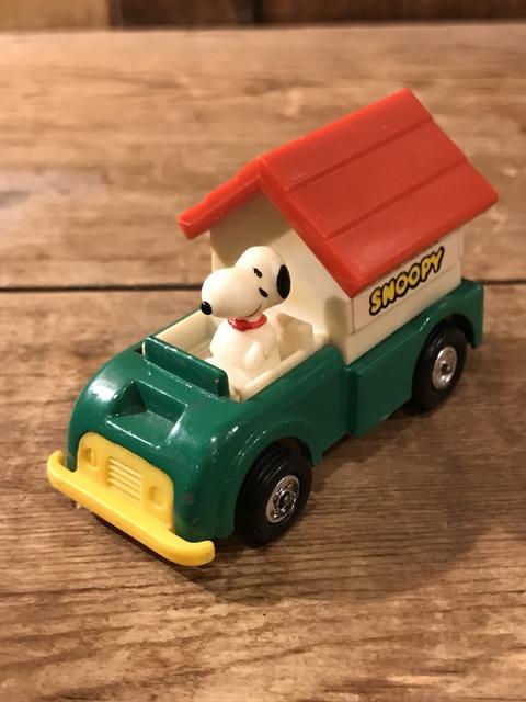 vintage snoopy peanuts aviva digest mini car (20)