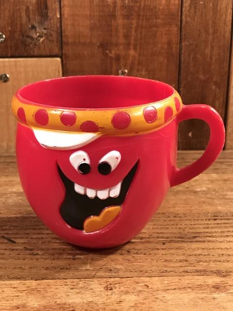 "Vintage Pillsbury Funny Face ""Loud Mouth Punch"" Mug (1)"