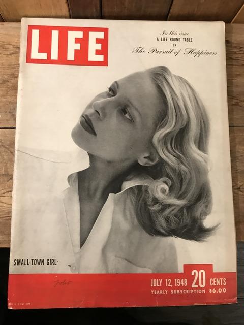 vintage 40's life magazine (268)