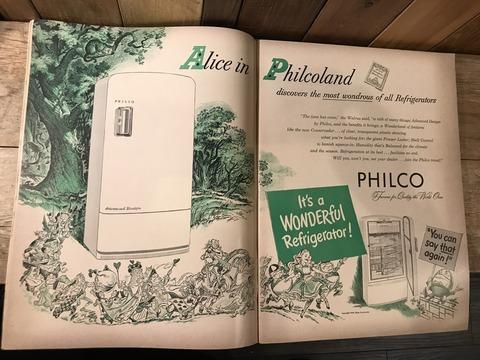 vintage 40's life magazine (322)