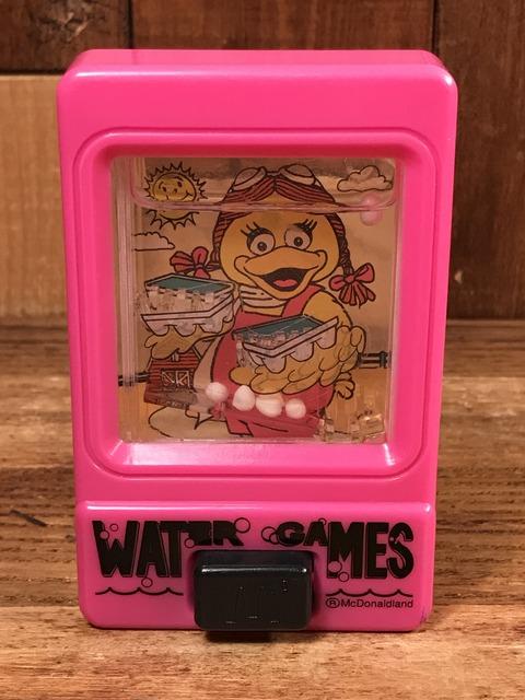 """Vintage McDonald's """"Bardie"""" Water Games Happy Meal Toy (1)"""