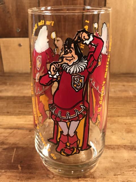 Vintage Burger King Collectors' Series Glass (2)