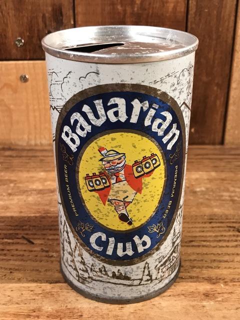 Vintage Bauarian Club Beer Can (1)