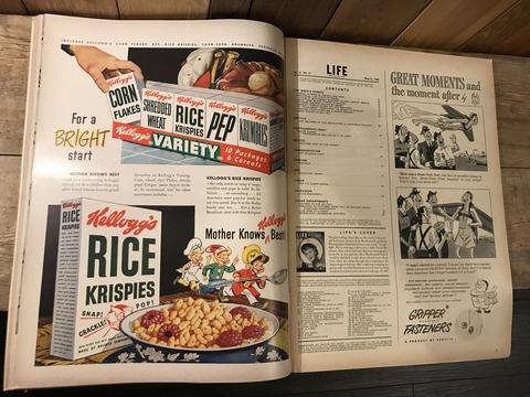 vintage 40's life magazine (226)